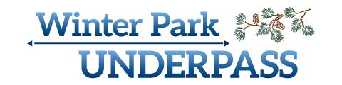 Winter Park Underpass