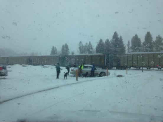 Winter Park Crossing Crash
